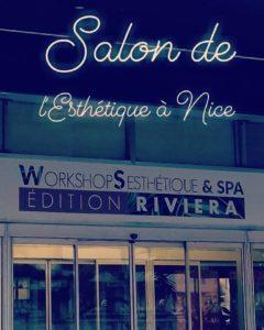 Salon de l'Esthétique à Nice 2018